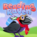 Reading Raven: Learn-to-read Adventure Game Icon