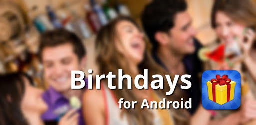 Birthdays for Android apk