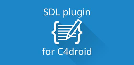 SDL plugin for C4droid apk