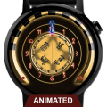 Watch Face: Chamber of Anubis - Wear OS SMartwatch Icon