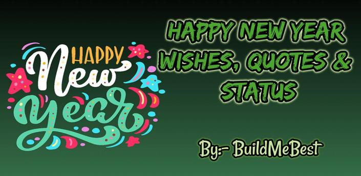 Happy New Year Wishes, Quotes, 2020 Message Status apk