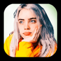 Billie Eilish WA Stickers Icon