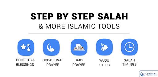 Step By Step Salah - Namaz apk