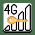 4G LTE LOCKED Icon