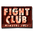 Fight Club : Members Only Icon