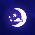 Sleep Tracker, Alarm Clock, Relaxing Music, Story Icon