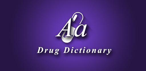 Drug Dictionary: Medication, Dosage, Uses of drugs apk