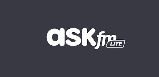 ASKfm Lite - fast & anonymous, social Q&A network apk