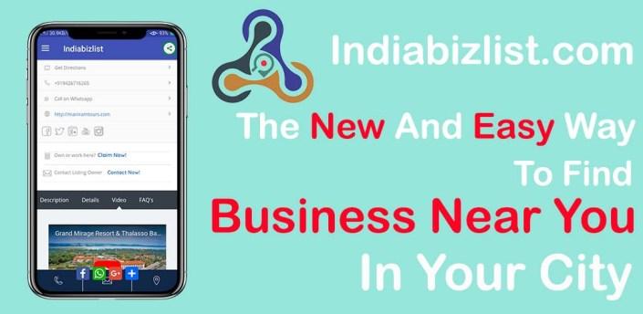 Indiabizlist - Find Business in Your City,Near You apk