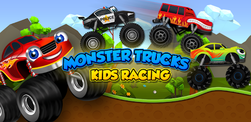 Monster Trucks Game for Kids 2 apk