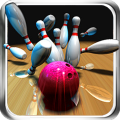 Bowling Game Flick Icon