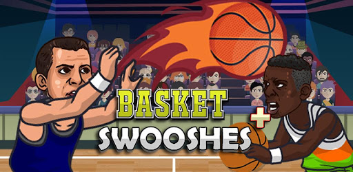 Basket Swooshes - basketball game apk