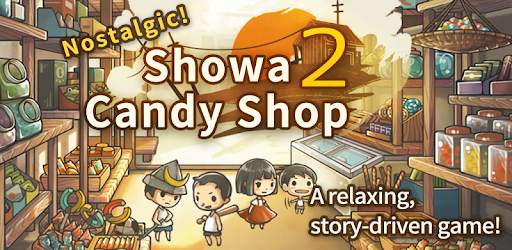 Showa Candy Shop 2 apk