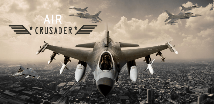Air Crusader - Jet Fighter apk