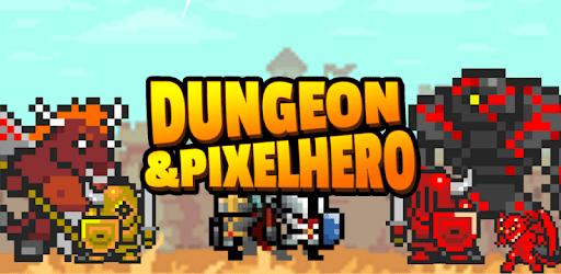 Dungeon X Pixel Hero apk