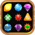 Mermaid Treasure Hunting(No ads) - Match3 puzzle Icon