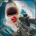 shark games attack world Icon