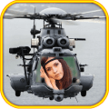 Helicopter Photo Frames Icon