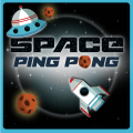 Space Ping Pong Icon