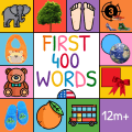 First Words Flashcards for baby/toddler/kids - US Icon