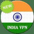 India VPN Icon