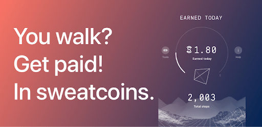 Sweatcoin - It Pays To Walk apk
