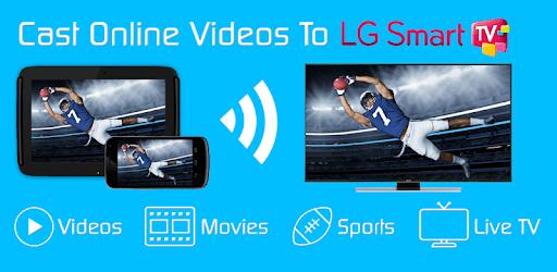 Video & TV Cast + LG Smart TV | HD Video Streaming apk