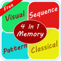 Memory Games For Adults Icon