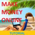 Make money online tutorial Icon