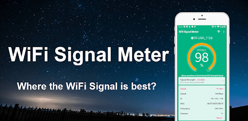 WiFi Signal Strength Meter - Network Monitor apk