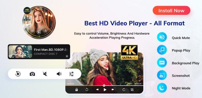 SX HD Video Player - 4K Ultra HD All Format 2021 apk