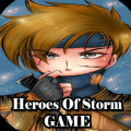 Heroes Of Storm Game Icon