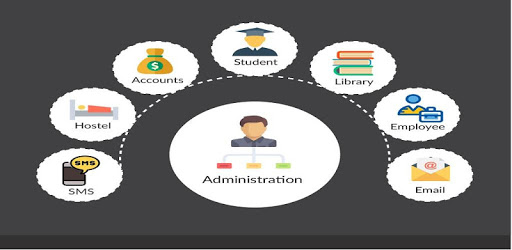 Education management system with admin panel apk