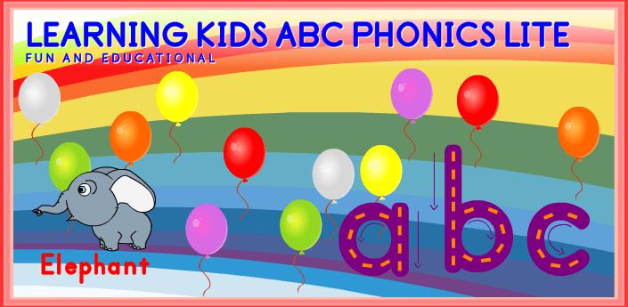 Learning Kids ABC Phonics Lite apk