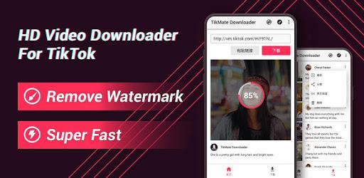 Video Downloader for TikTok - No Watermark apk