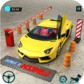 Real Car Parking Game: Crazy Car Driving Games Icon