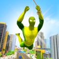 Super Rope Hero Mafia - Grand City Crime Simulator Icon