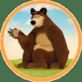 Free games: Masha and the Bear Icon