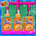 Kids Cereal Food Factory - Cooking Game Icon
