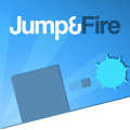 Jump and Fire - Arcade Icon