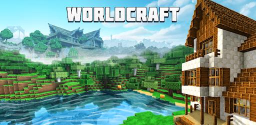 WorldCraft: 3D Build & Craft apk