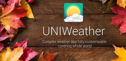 UNIWeather - Weather in pocket apk