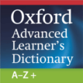 Oxford Advanced Learner's A-Z+ Icon