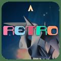 Apolo Retro - Theme, Icon pack, Wallpaper Icon