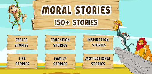 Moral Stories: Short Stories in English with Moral apk