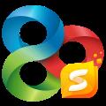 GO Launcher S – 3D Theme, Wallpaper & Sticker Icon