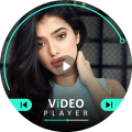 HD Video Player All Format Icon