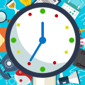 Time Tracker - Time Management - Topgrade Focus Icon