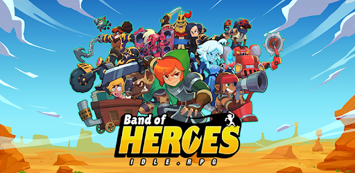 Band of Heroes : IDLE RPG apk