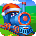 Trains for Kids Icon